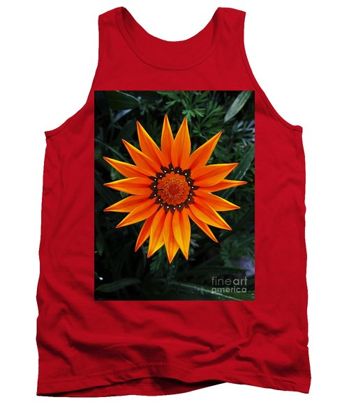 Perfect Flower  Tank Top by Jasna Gopic