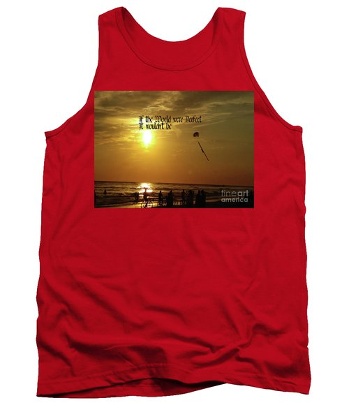 Perfect World Tank Top