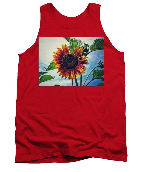 Perfectly Imperfect Tank Top by Karen Stahlros