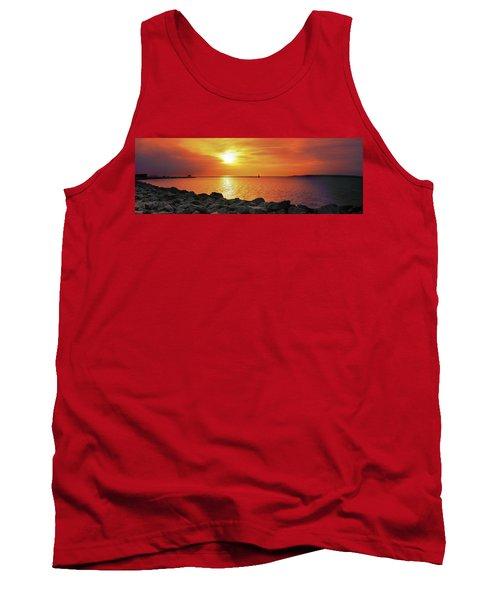 Petoskey Sunset Tank Top