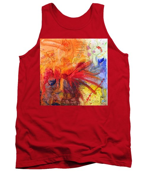 Phoenix Hummingbird Tank Top