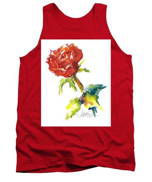 The Phoenix Rose Tank Top
