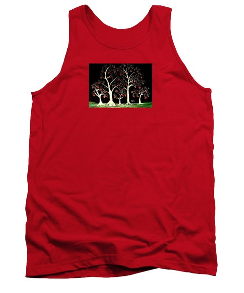 The Valentine Forest Tank Top