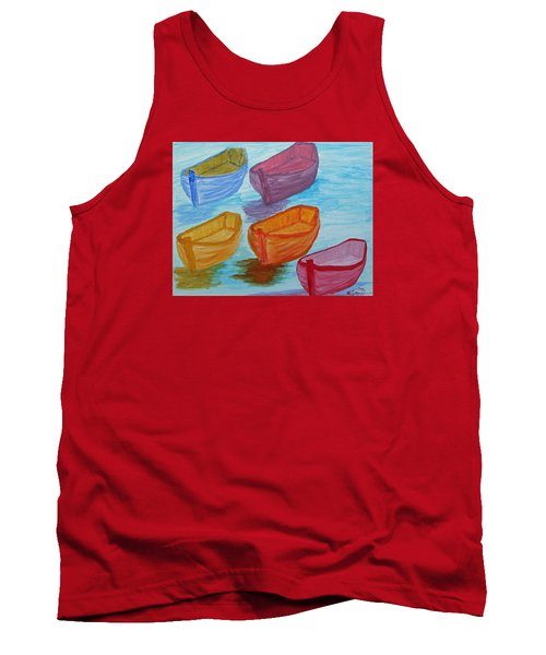 Pick Your Boat Tank Top