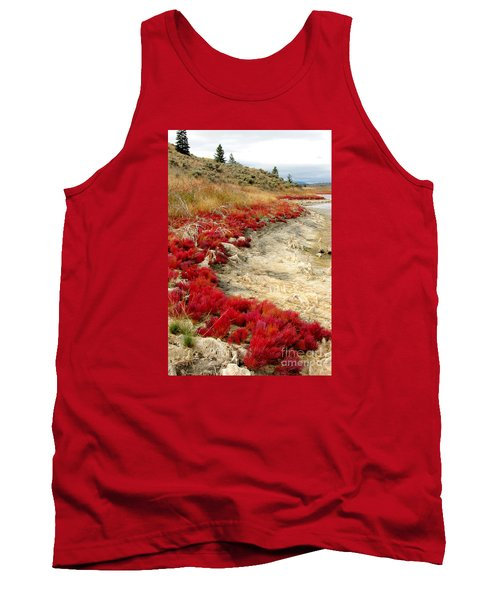 Pickleweed Tank Top