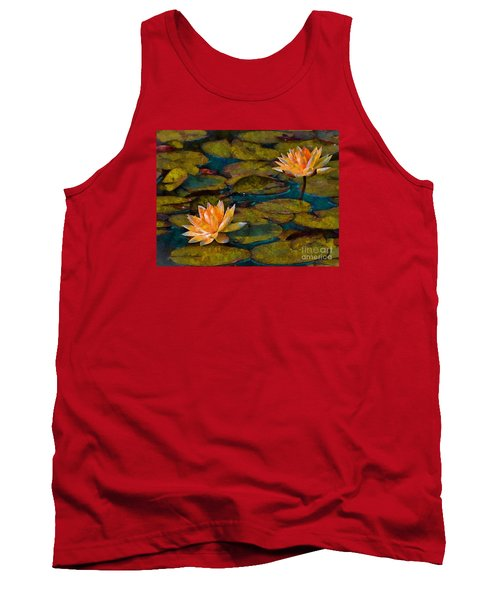 Picnic By The Pond Tank Top