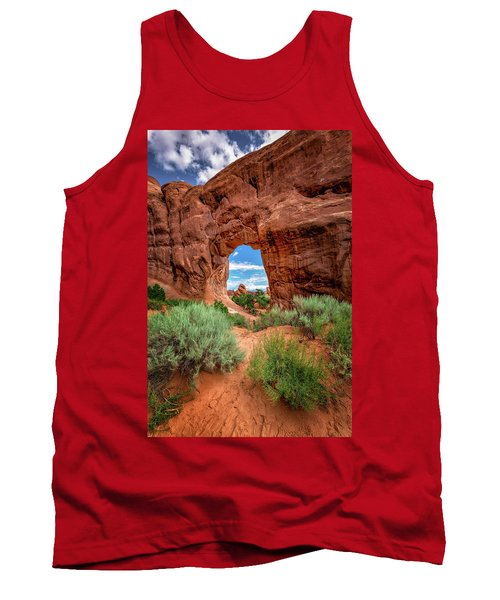 Pinetree Arch Tank Top