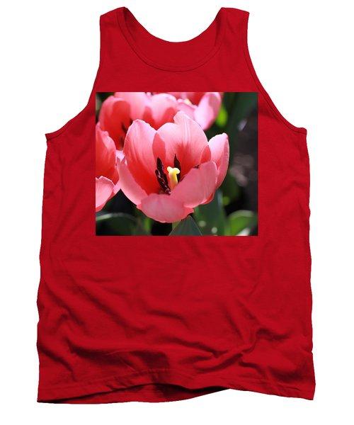 Pink Bloom Tank Top