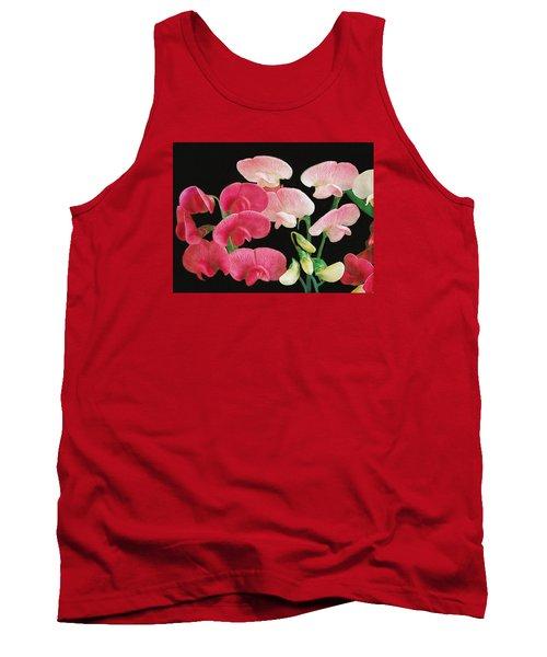 Pink Petals Tank Top