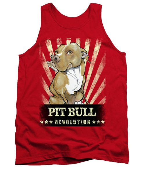 Pit Bull Revolution Tank Top