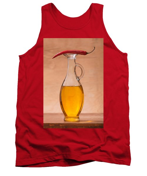 Pitcher And Pepper #1475 Tank Top