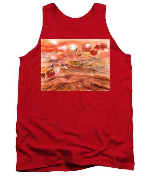 Planet Earth - Save Our Deserts Tank Top