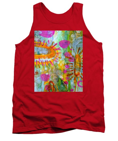 Playground In The Sea Tank Top