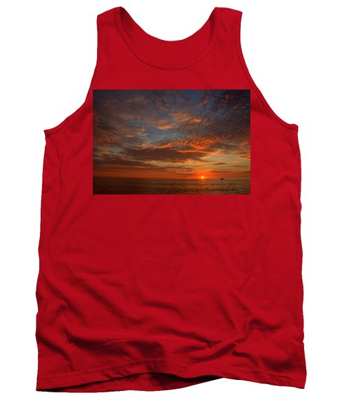 Plum Island Sunrise Tank Top