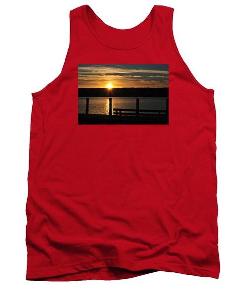 Point Of Interest Tank Top