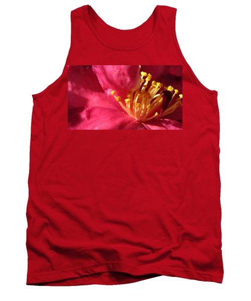 Tank Top featuring the photograph Pollen Pregnant 2 by Robert Knight