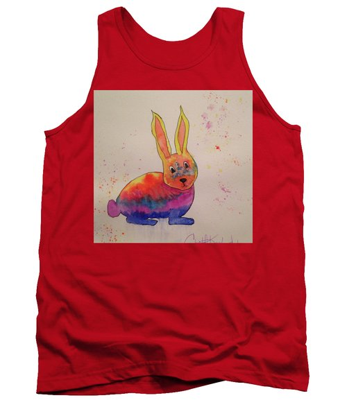 Pondering The Future Tank Top