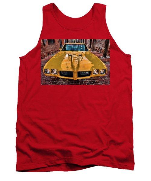 Pontiac Gto - The Judge Tank Top