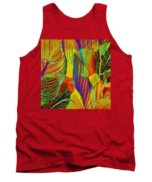 Pop Art Cannas Tank Top