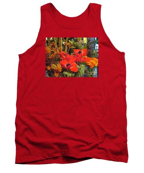 Poppiest Tank Top