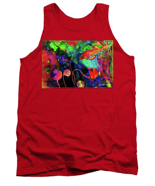 Poppy Enchantment Tank Top