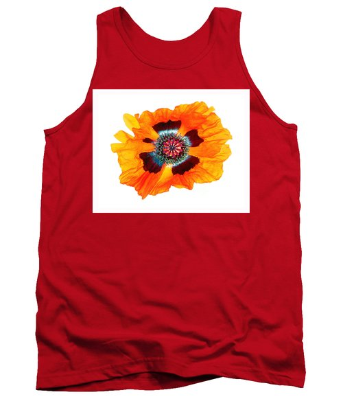 Poppy Pleasing Tank Top