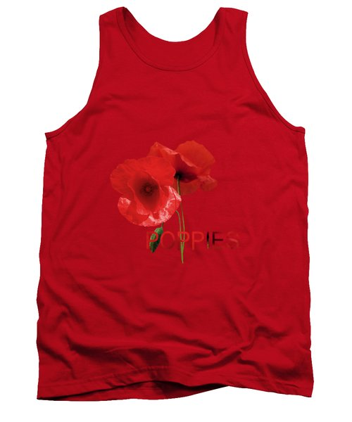 Poppy Reverie Tank Top