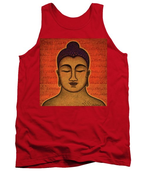 Tank Top featuring the painting Power by Gloria Rothrock
