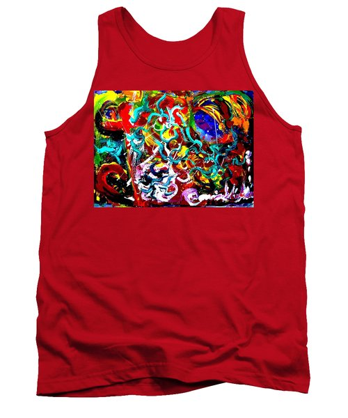 Power Of Colour Tank Top