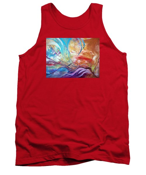 Power Of Now Tank Top