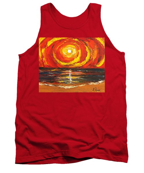 Power Source Tank Top