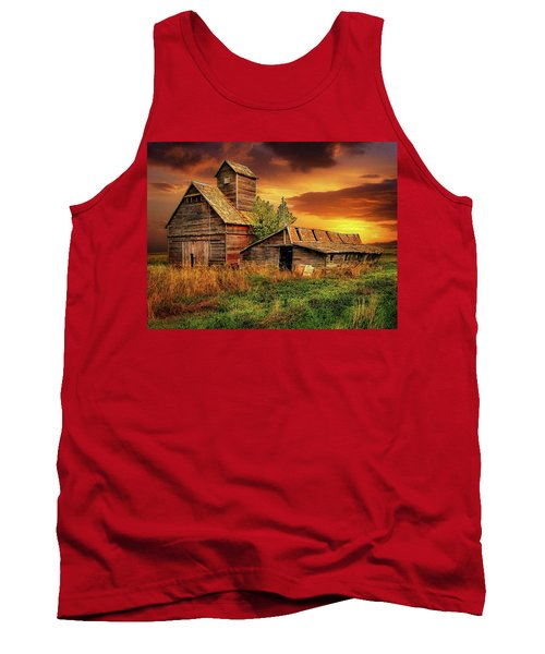 Prairie Barns Tank Top