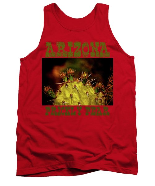 Prickly Pear Spring Tank Top