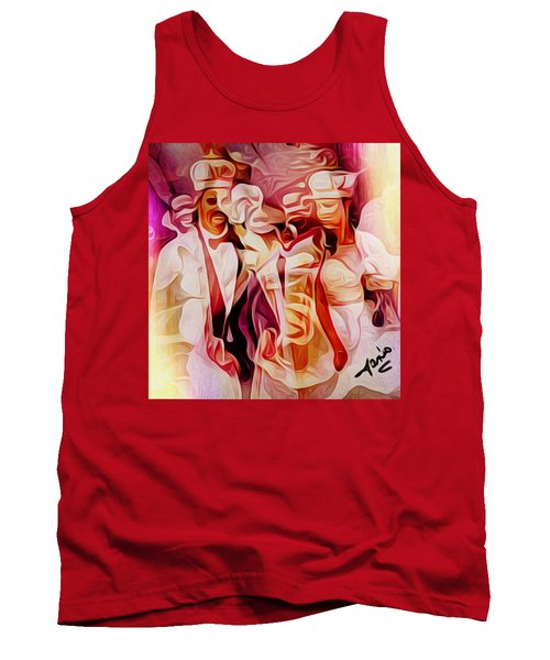 Prince Of Ethiopia - Wedding Tank Top