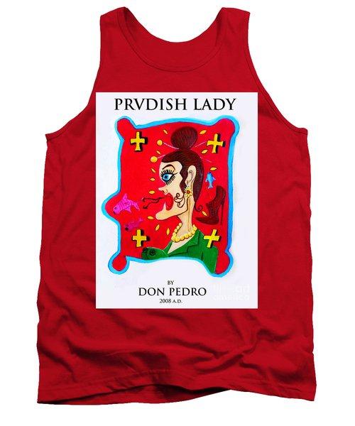 Prvdish Lady Tank Top