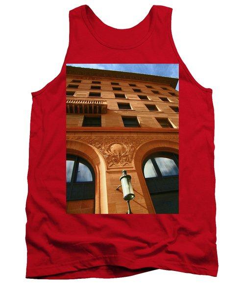 Pueblo Downtown Thatcher Building 2 Tank Top
