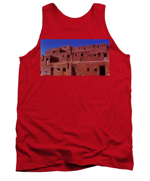 Pueblo Living Tank Top