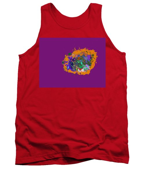 Puff Of Color Tank Top