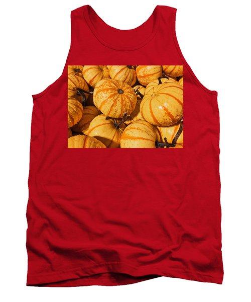Pumpkin Harvest Tank Top