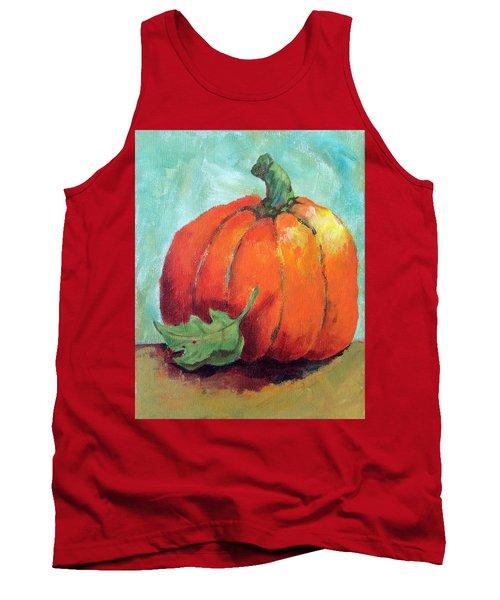 Pumpkin Tank Top