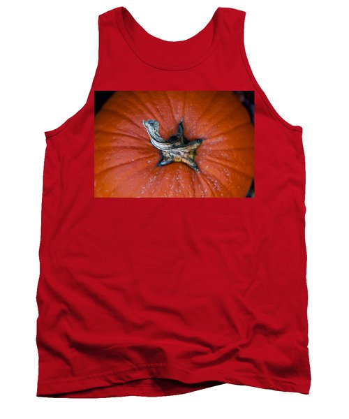 Pumpkin Stalk Tank Top