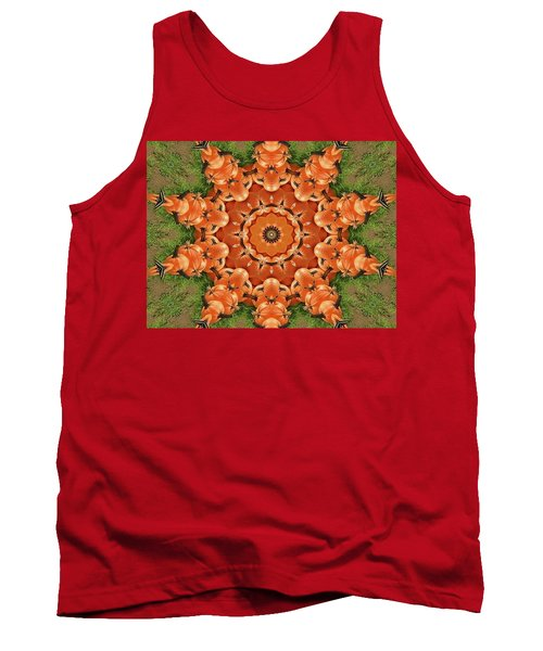 Pumpkins Galore Tank Top
