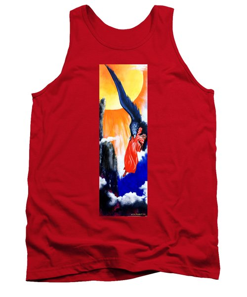 Purgatorio Tank Top