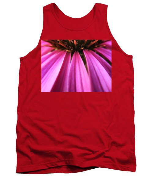 Tank Top featuring the photograph Purple Beauty by Eduard Moldoveanu