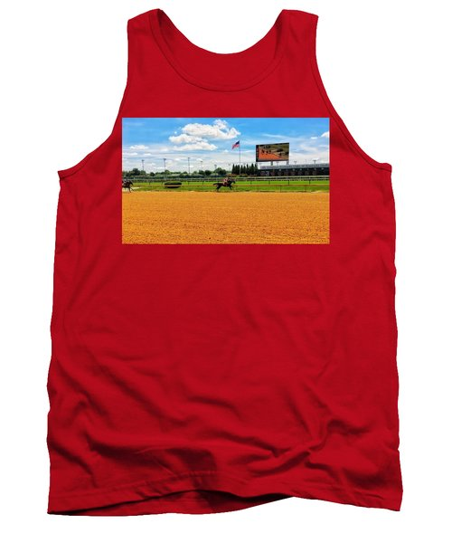 Race Day  Tank Top