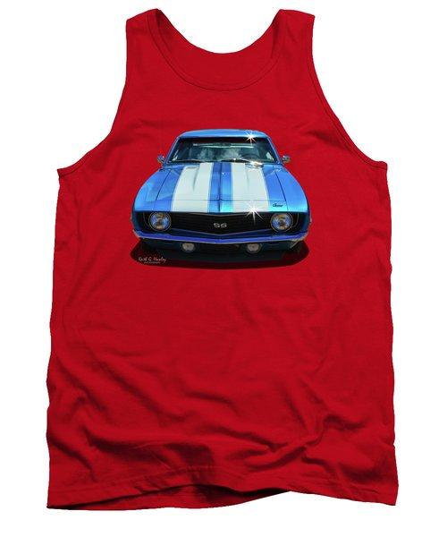 Racing Stripes Tank Top