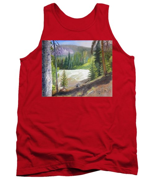 Raging River Tank Top