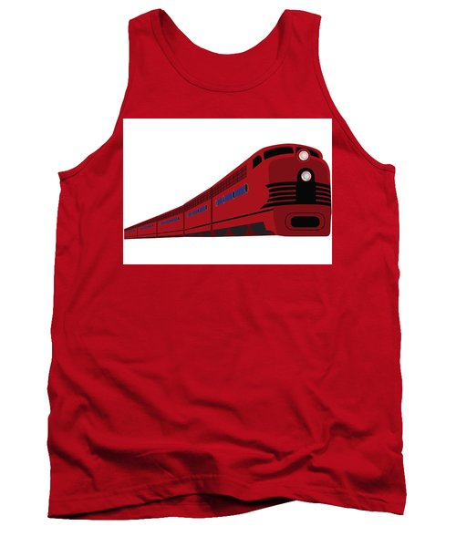 Rail Tank Top by Now
