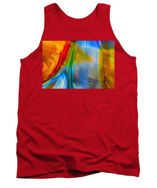 Rainbow Waterfalls Tank Top