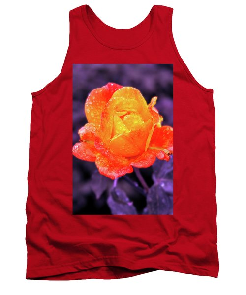 Raindrops On Roses Tank Top